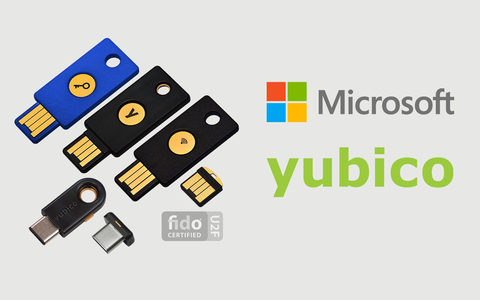 Killing passwords with YubiKey and Microsoft